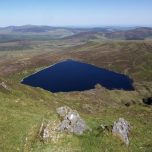 Lough Ouler, Monts Wicklow © Irlande Rando