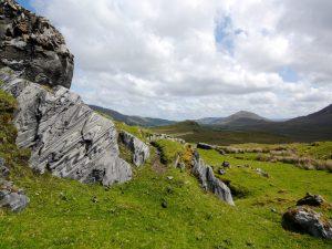 Connemara, irlande
