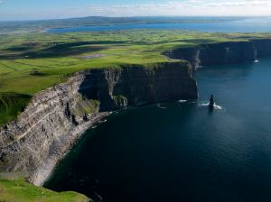 Cliff of Mother Irlande