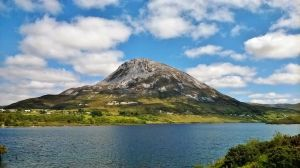 montagne errigal donegal