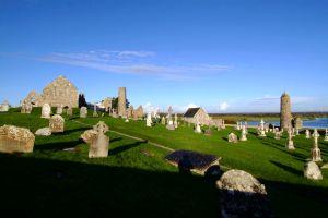 Site monastique de Clonmacnoise