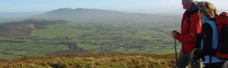 Randonnée en Irlande