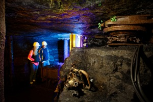 Mines d'Arigna comté de Leitrim