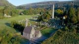 Site monastique de Glendalough, Wicklow