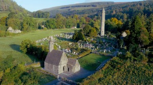 Site monastique de Glendalough, Wicklow