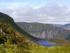 Art Lough, Montagnes de Wicklow