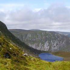 Art Lough, Montagnes de Wicklow