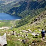 Lac de Glendalough, Wicklow