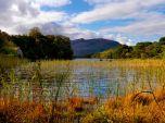 Lac de Killarney Kerry Irlande