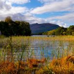 Lac de Killarney Kerry Irlande