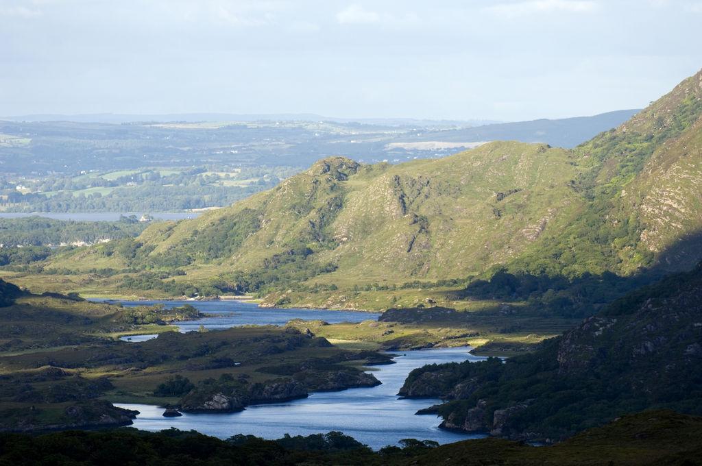 Lac de Killarney, Kerry Irlande