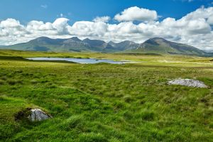 Twelve Bens, Connemara
