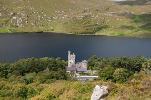 Parc national de Glenveagh, comté de Donegal