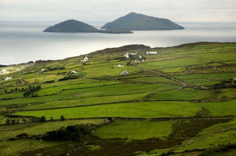 Péninsule de Dingle Irlande
