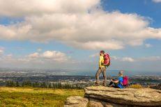 Three Rocks, montagnes de Dublin