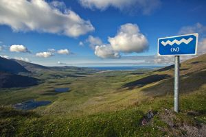 Wild Atlantic Way, Kerry