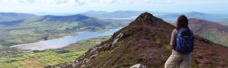Killarney à île de Valentia, Kerry