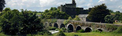 Pont du XIVe siècle de Glanworth