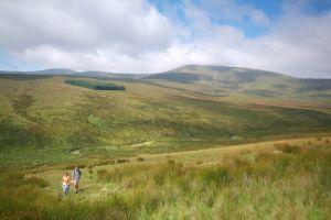 Montagnes de Sperrin, Irlande du nord