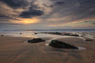 Plage de Fanore, Burren, Co Clare