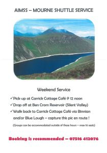 bus service mourne